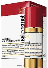 Parfumuri și produse cosmetice Cremă celulară pentru zona din jurul ochilor - Cellcosmet Cellular Eye Contour Cream