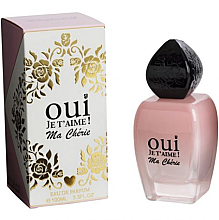 Parfumuri și produse cosmetice Linn Young Oui je T'aime ! Ma Cherie - Apă de parfum