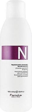Универсальный нейтрализатор для завивки - Fanola Universal Neutralizer For Perms — фото N1