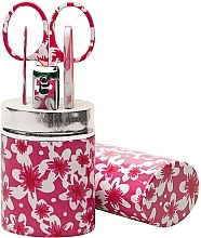 Parfumuri și produse cosmetice Set de manichiură pentru fete, 5 instrumente - Titania