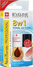Parfumuri și produse cosmetice Tratament extrem de eficient pentru unghii 8in1 - Eveline Cosmetics Nail Therapy
