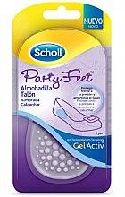 Parfumuri și produse cosmetice Pernuțe de gel, ultra subțiri, transparente - Scholl Party Feet Cushions
