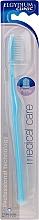 Parfumuri și produse cosmetice Periuță postoperatorie de dinți, albastră - Elgydium Clinic Perio