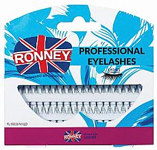 Parfumuri și produse cosmetice Set Gene false individuale - Ronney Professional Eyelashes 00038