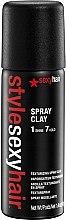 Parfumuri și produse cosmetice Spray texturare păr - SexyHair StyleSexyHair Clay Texturizing Spray