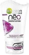 Parfumuri și produse cosmetice Deodorant-crema - Garnier Neo Fruity flower
