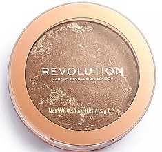 Духи, Парфюмерия, косметика Бронзер для лица - Makeup Revolution Reloaded Powder Bronzer