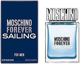Parfumuri și produse cosmetice Moschino Forever Sailing - Loțiune după ras