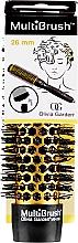 Parfumuri și produse cosmetice Perie Brushing d 26 mm (fără mâner) - Olivia Garden MultiBrush Barrel