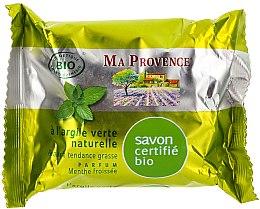 Parfumuri și produse cosmetice Săpun organic cu aromă de mentă - Ma Provence Nature Soap