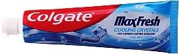 Parfumuri și produse cosmetice Pastă de dinți - Colgate Max Fresh Cooling Crystals