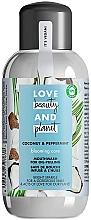 Parfumuri și produse cosmetice Apă de gură - Love Beauty And Planet Coconut Water & Peppermint Mouthwash