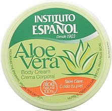 """Parfumuri și produse cosmetice Cremă de corp """"Aloe Vera"""" - Instituto Espanol Aloe Vera Body Cream"""