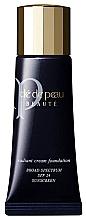 Parfumuri și produse cosmetice Fond de ten cu efect de strălucire naturală - Cle De Peau Beaute Radiant Cream Foundation SPF24