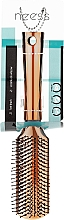 Parfumuri și produse cosmetice Perie de păr, 1257 - Neess Hair Brush Rose Gold