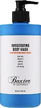 Parfumuri și produse cosmetice Gel de duș - Baxter of California Invigorating Body Wash Citrus Herbal Musk