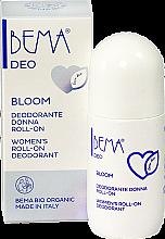 Parfumuri și produse cosmetice Deodorant roll-on - Bema Cosmetici Bema Love Bio Bloom Deo Roll-On
