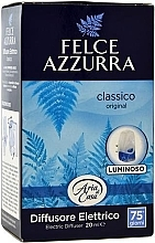 Parfumuri și produse cosmetice Электрический диффузор - Felce Azzurra Classico