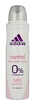 Parfumuri și produse cosmetice Deodorant fără aluminiu - Adidas Control 48h Deodorant