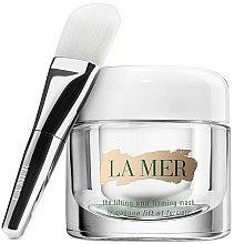 Parfumuri și produse cosmetice Mască efect de lifting pentru fermitatea pielii feței și a gâtului + perie - La Mer The Lifting & Firming Mask