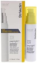 Parfumuri și produse cosmetice Ser iluminant cu efect de lifting pentru față - StriVectin Tighten & Lift Peptight Tightening & Brightening Face Serum