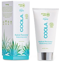 Parfumuri și produse cosmetice Loțiune revitalizantă pentru corp după expunerea la soare - Coola Radical Recovery After-Sun Lotion
