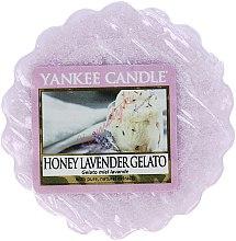 Parfumuri și produse cosmetice Ceară automată - Yankee Candle Honey Lavender Gelato Tarts Wax Melts