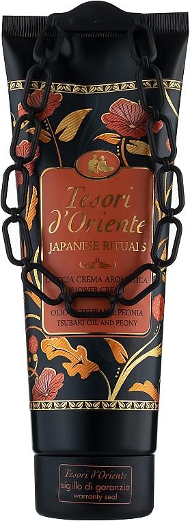 Tesori d`Oriente Japanesse Rituals - Cremă aromatică de duș