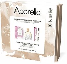 Parfumuri și produse cosmetice Acorelle Sublime Tubereuse - Set (edp/50ml + edp/10ml)