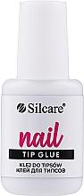 Parfumuri și produse cosmetice Adeziv pentru unghii - Silcare Nail Tip Glue