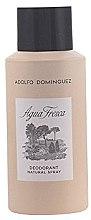 Parfumuri și produse cosmetice Adolfo Dominguez Agua Fresca - Deodorant