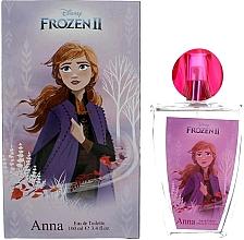 Parfumuri și produse cosmetice Disney Frozen II Anna - Apă de toaletă