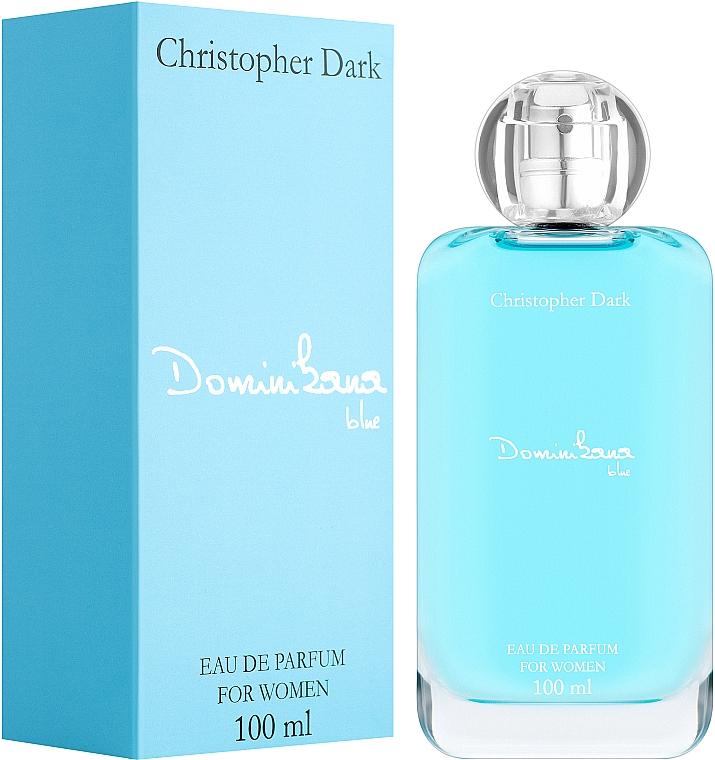 Christopher Dark Dominikana Blue - Apă de parfum