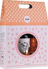 "Parfumuri și produse cosmetice Set ""Winter Punch"" - Yope Winter Punch (h/balm/300ml + sh/gel/400ml + soap/500ml)"