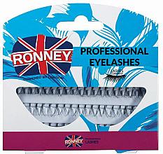 Parfumuri și produse cosmetice Set Gene false individuale - Ronney Professional Eyelashes 00036