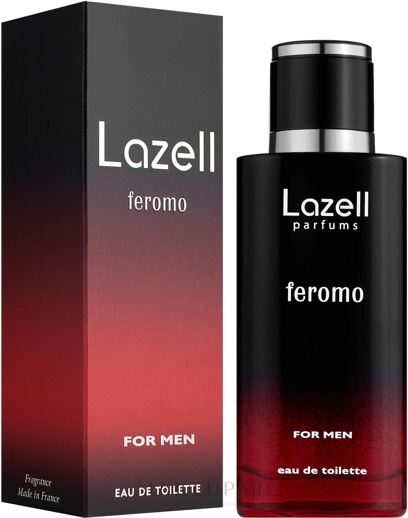 Lazell Feromo - Apă de toaletă  — Imagine 100 ml