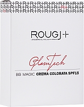 Parfumuri și produse cosmetice BB cream - Rougj+ GlamTech BB Magic Tinted Cream SPF15