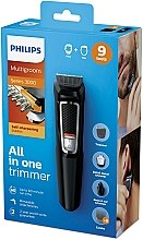 Mașină de tuns părul - Philips Multigroom series MG3740/15 — Imagine N2