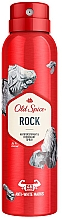 Parfumuri și produse cosmetice Deodorant spray - Old Spice Rock Antiperspirant & Deodorant Spray