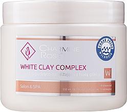 Parfumuri și produse cosmetice Mască calmantă și hidratantă cu argilă albă pentru față - Charmine Rose White Clay Complex