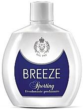 Parfumuri și produse cosmetice Breeze Sporting - Deodorant parfumat