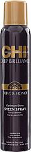 Parfumuri și produse cosmetice Spray de păr - CHI Deep Brilliance Olive & Monoi Optimum Shine Sheen Spray