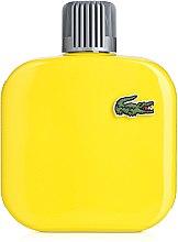 Parfumuri și produse cosmetice Lacoste Eau de Lacoste L.12.12 Yellow (Jaune) - Apă de toaletă (tester fără capac)