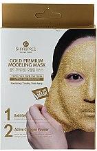Parfumuri și produse cosmetice Моделирующая питательная антивозрастная маска - Shangpree Gold Premium Modeling Mask