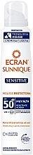 Parfumuri și produse cosmetice Spumă cu protecție solară pentru corp - Ecran Sun Lemonoil Sensitive Mousse SPF50+