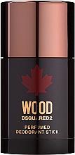 Parfumuri și produse cosmetice Dsquared2 Wood Pour Homme - Deodorant stick