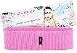 """Parfumuri și produse cosmetice Bandă elastică pentru păr """"Be Beauty"""", roz - MakeUp"""