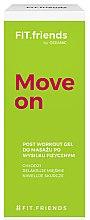 Parfumuri și produse cosmetice Gel pentru masaj după antrenament - AA Fit.Friends Move On Post Workout Gel
