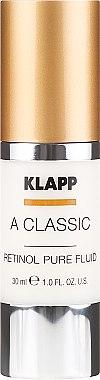 Emulsie pentru față - Klapp A Classic Retinol Pure Serum — Imagine N2