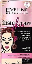 Parfumuri și produse cosmetice Benzi de curățare pentru nas - Eveline Cosmetics Insta Skin Care #No Pores
